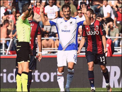 Serie A 2019/20: Bologna-Sampdoria 2-1