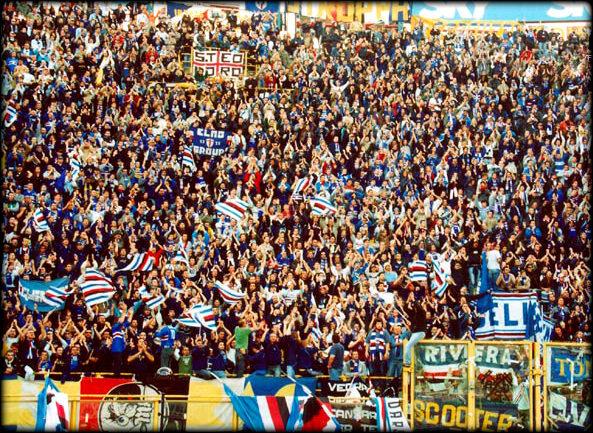 Serie A 2003/04: Bologna-Sampdoria 0-1