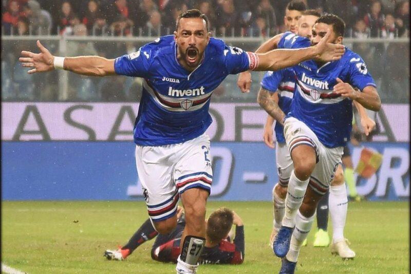 Serie a 2018/19: Genoa-Sampdoria 1-1
