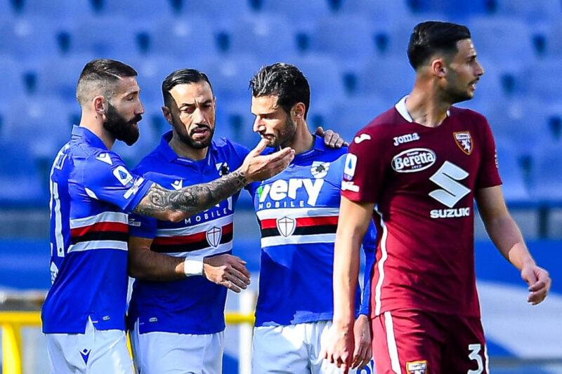 Serie A 2020/21: Sampdoria-Torino 1-0