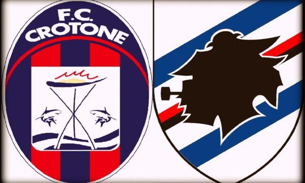 Serie A 2017/18: Crotone-Sampdoria 4-1