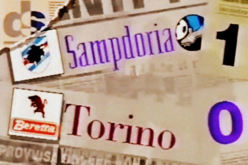 Serie A 1993/94: Sampdoria-Torino 1-0