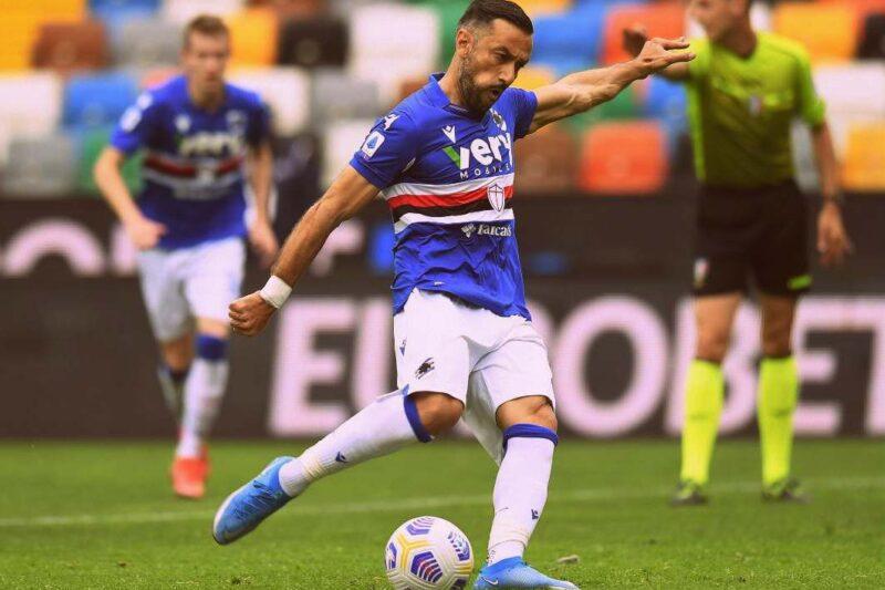 Serie A 2020/21: Udinese-Sampdoria 0-1
