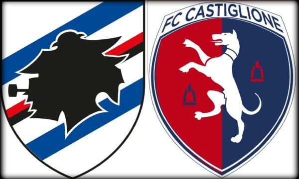 Amichevoli 2021/22: Sampdoria-Castiglione 11-1