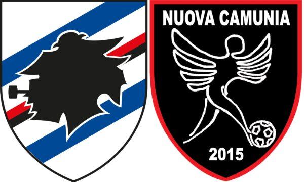Amichevoli 2021/22: Sampdoria-Nuova Camunia 14-0