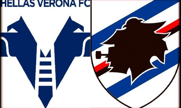 Precedenti di Hellas Verona-Sampdoria (1946-2021)