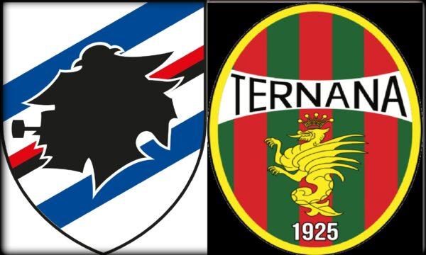 Amichevoli 2021/22: Sampdoria-Ternana 3-1